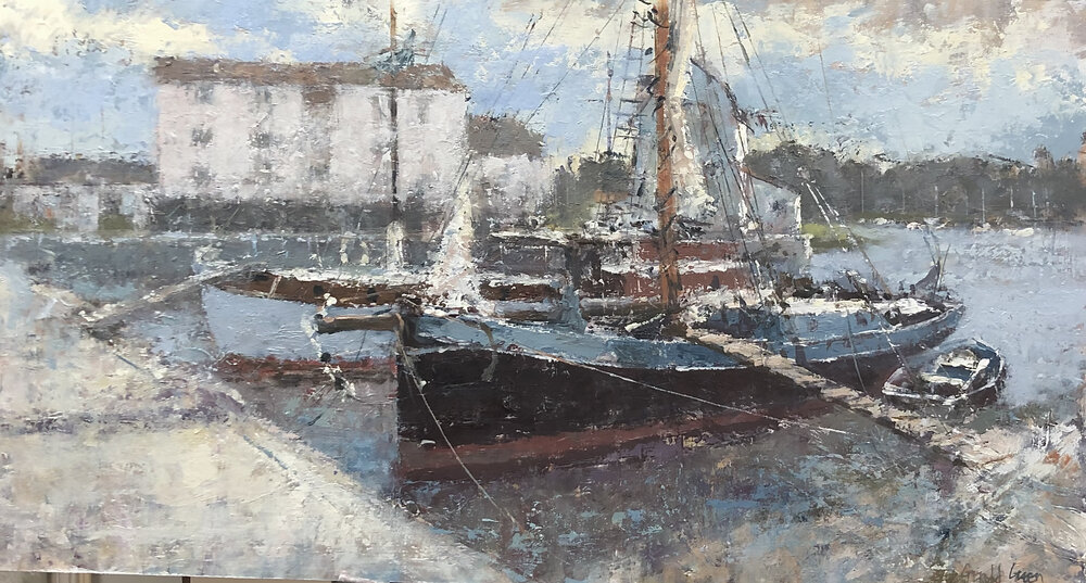 Woodbridge: 13 x 24 in: £1550