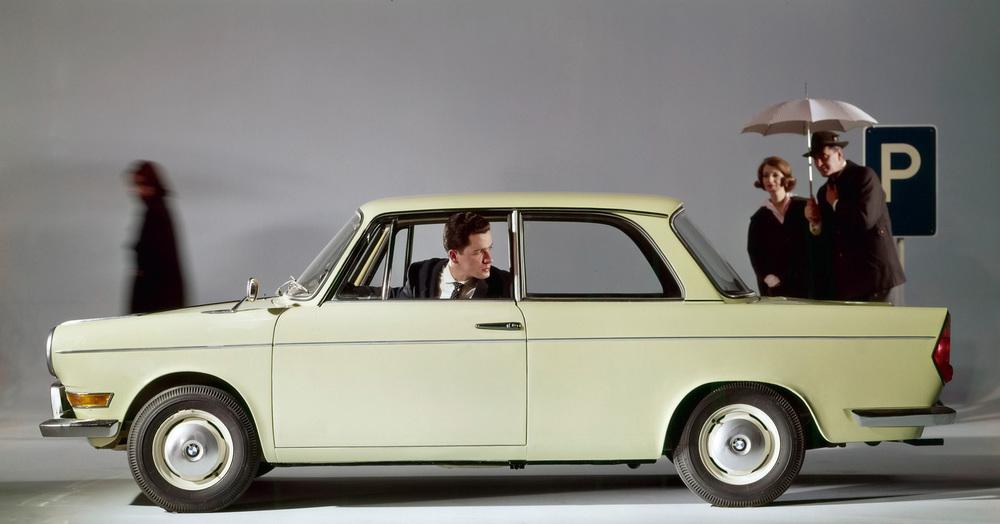 BMW 700 de 1959, sans pli Hofmeister.