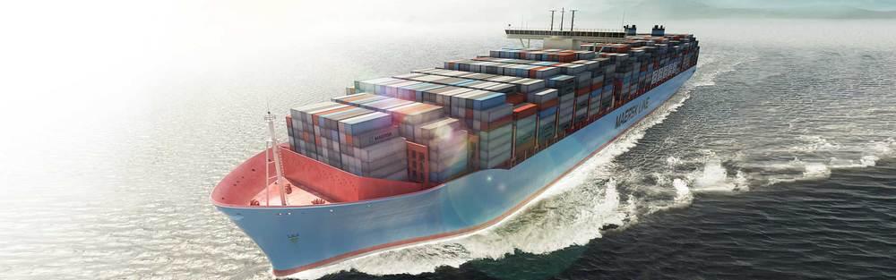 """Maersk classe """"Triple E"""""""
