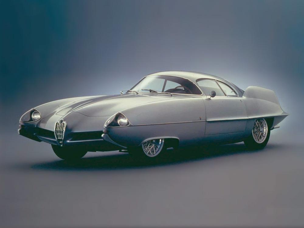 Alfa Romeo B.A.T 9 (1955)