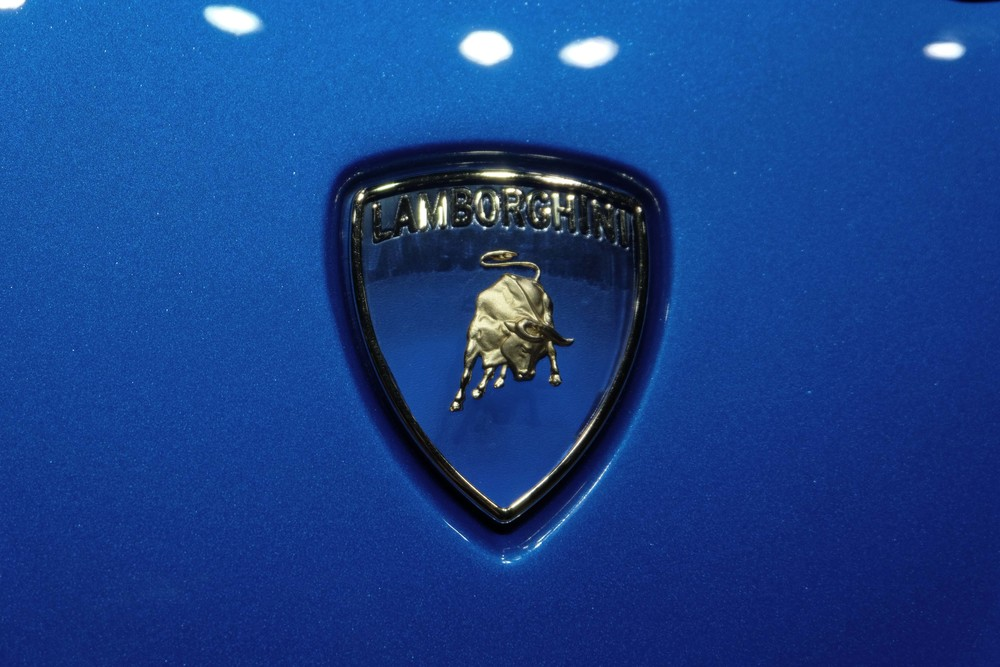 Lamborghini Asterion Logo