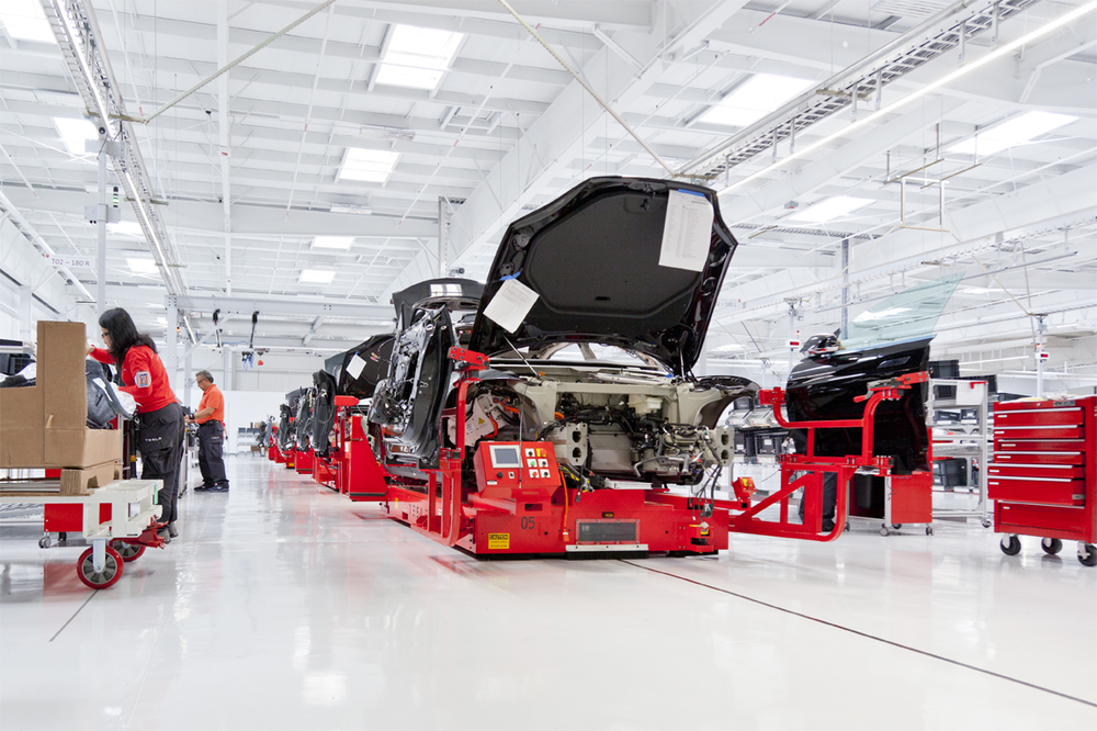 Tesla Mega-Factory