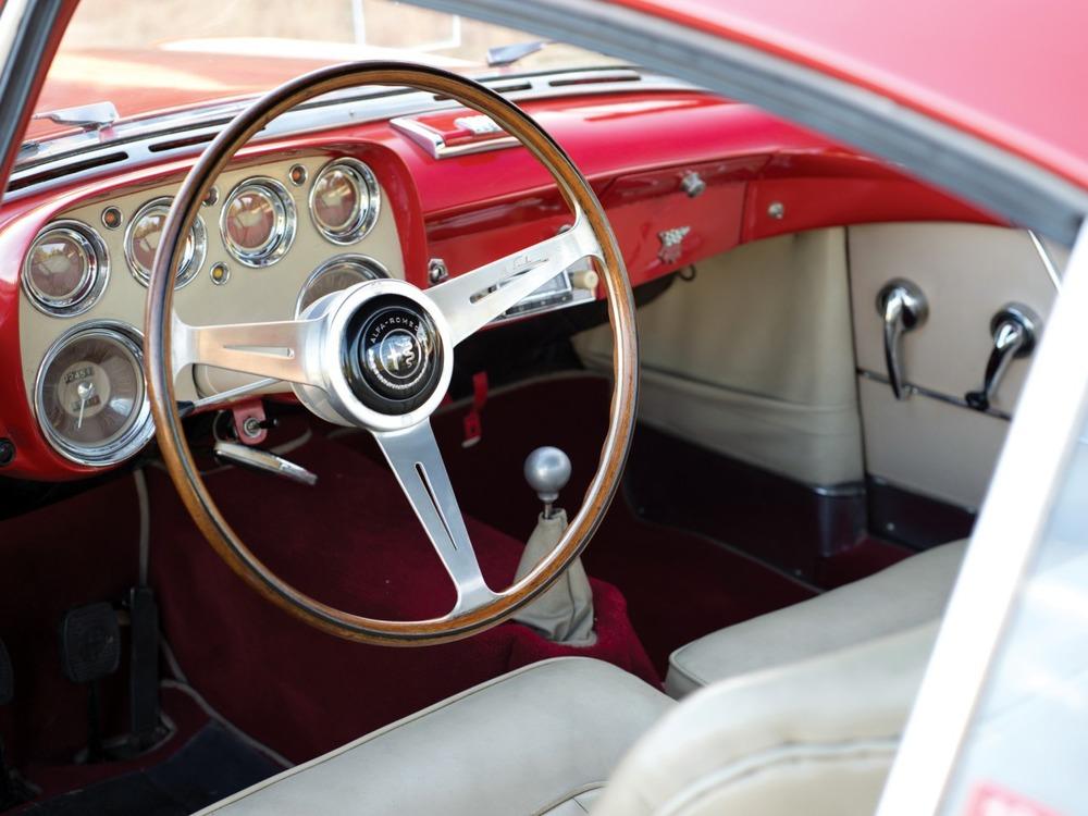 1954 - Alfa Romeo 1900 C