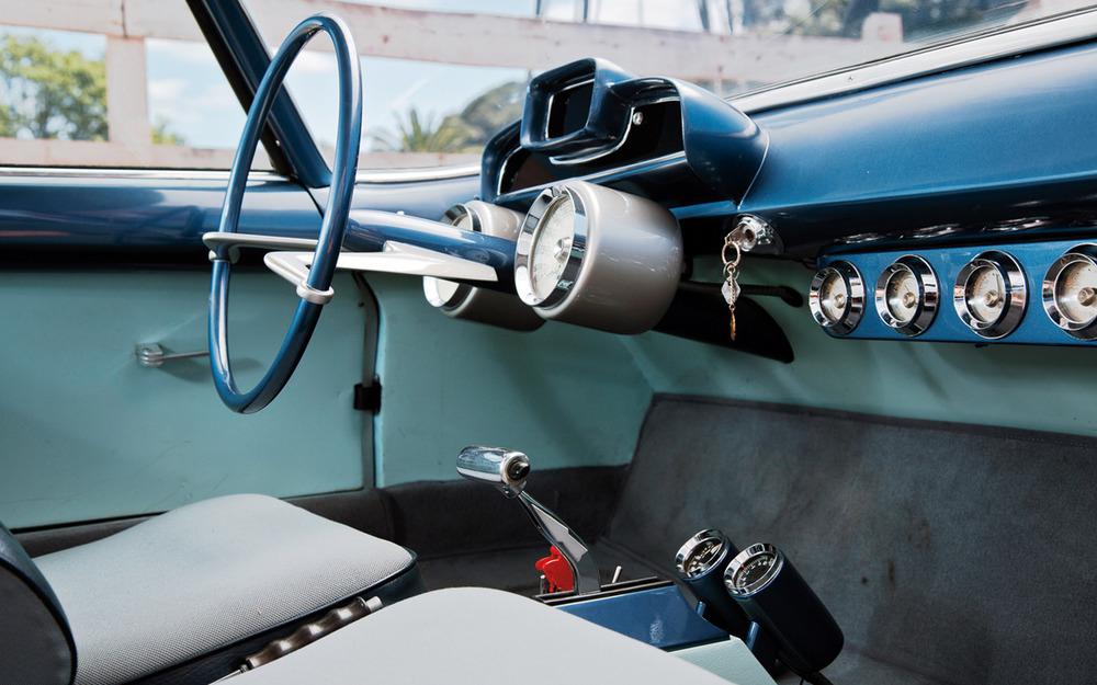 1955 - Ghia Gilda Streamline X