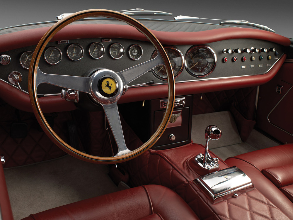 1960 - Ferrari 250 GT SWB Berlinetta / Prototype