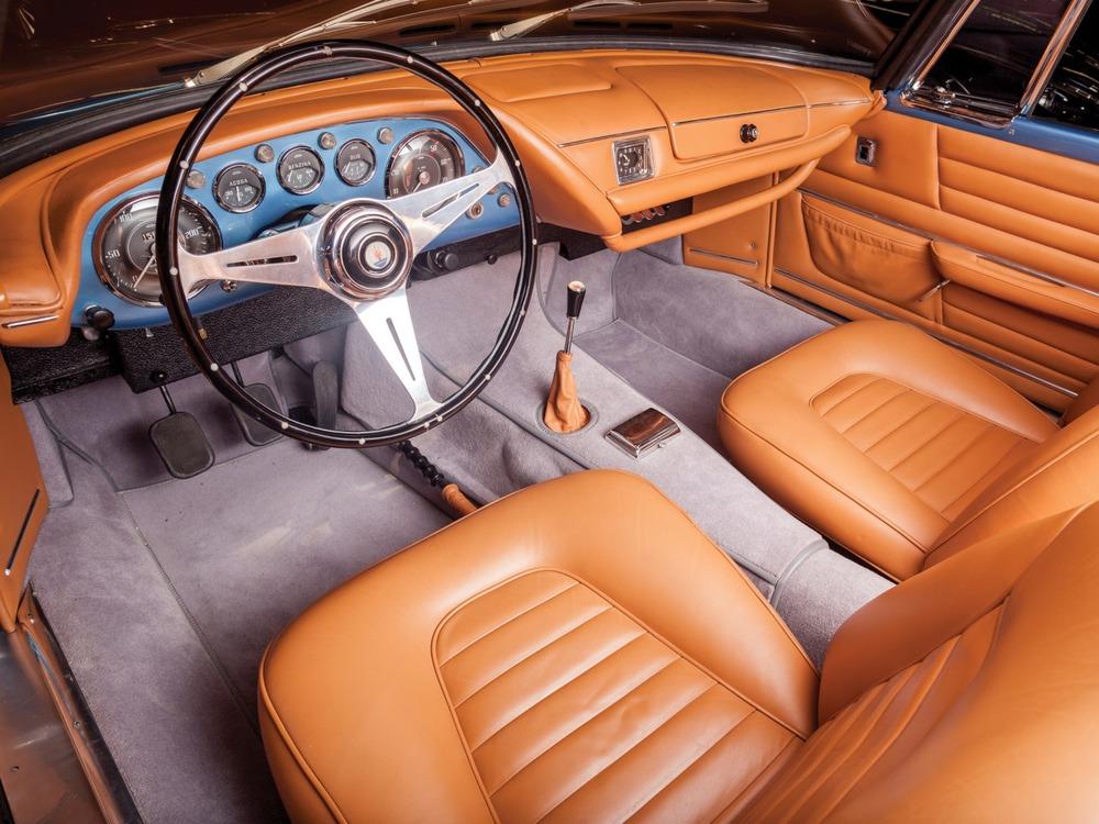 1961 - Maserati 3500 GT Speciale