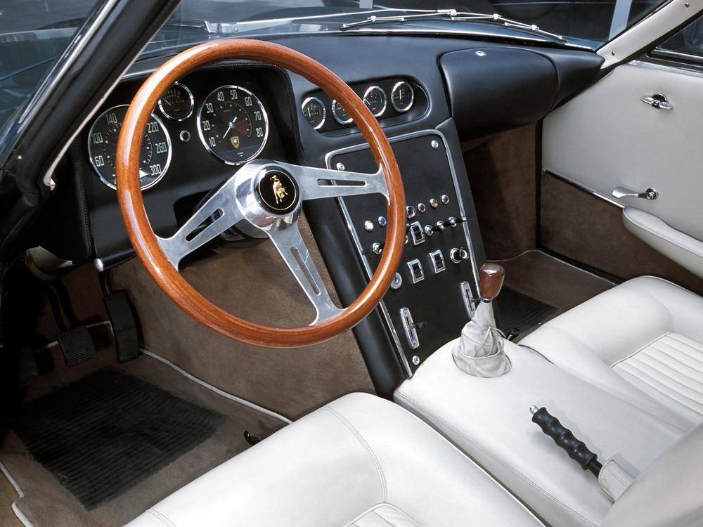 1963 - Lamborghini 350 GTV