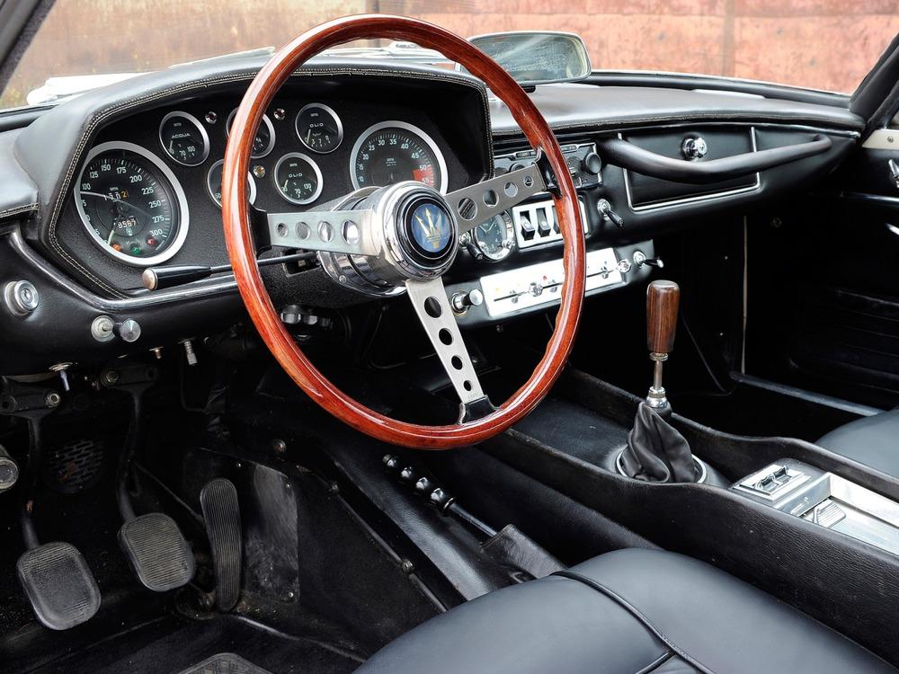 1963 - Maserati Mistral