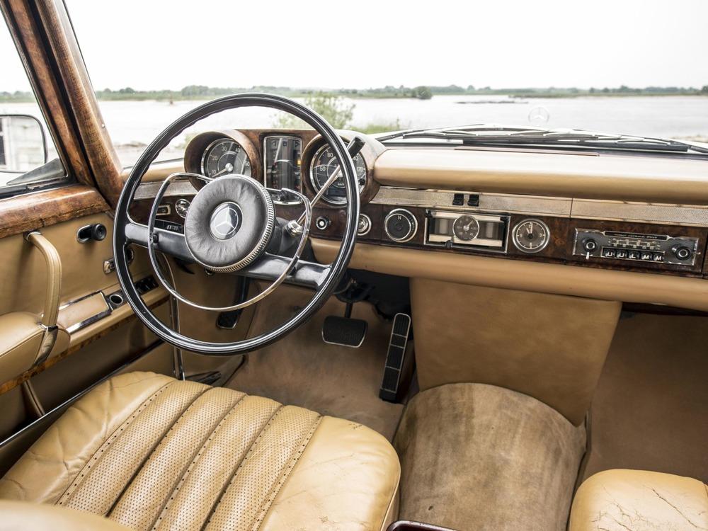 1964 - Mercedes-Benz 600 Pullman Limousine