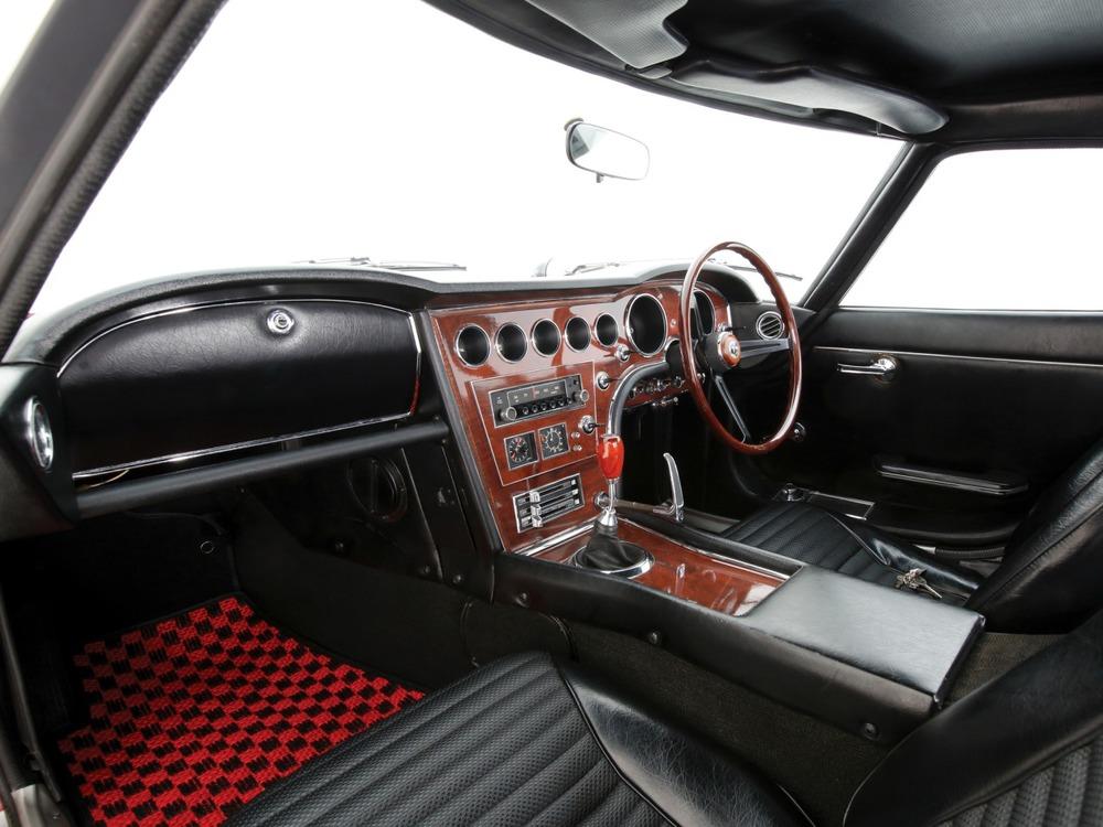 1967 - Toyota 2000 GT.