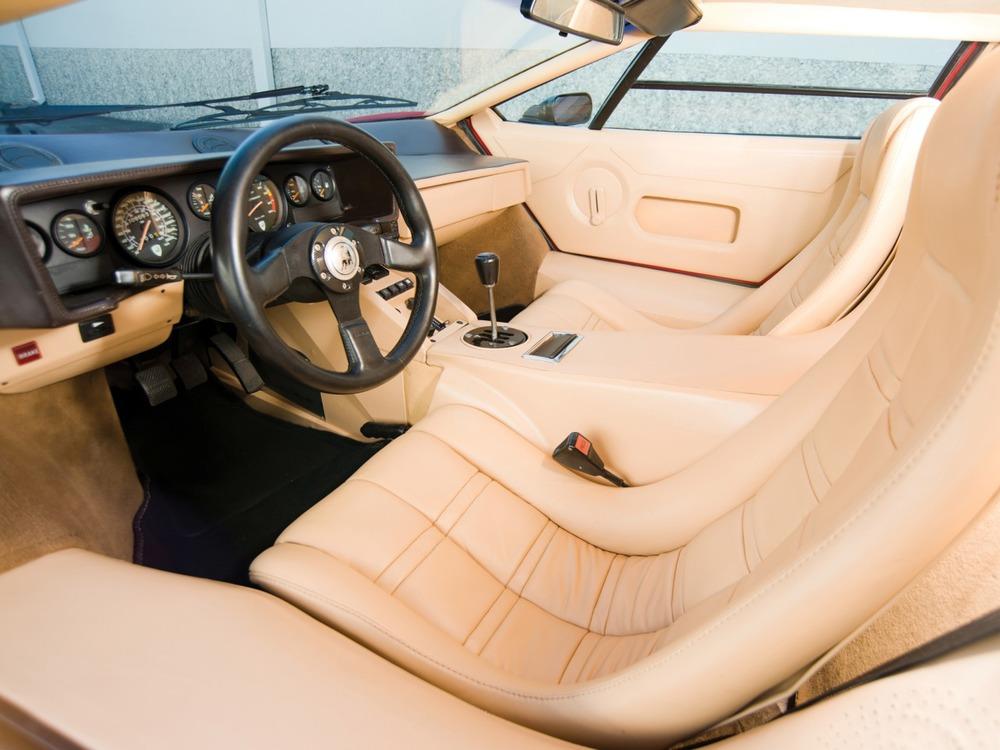 1985 - Lamborghini Countach LP5000S