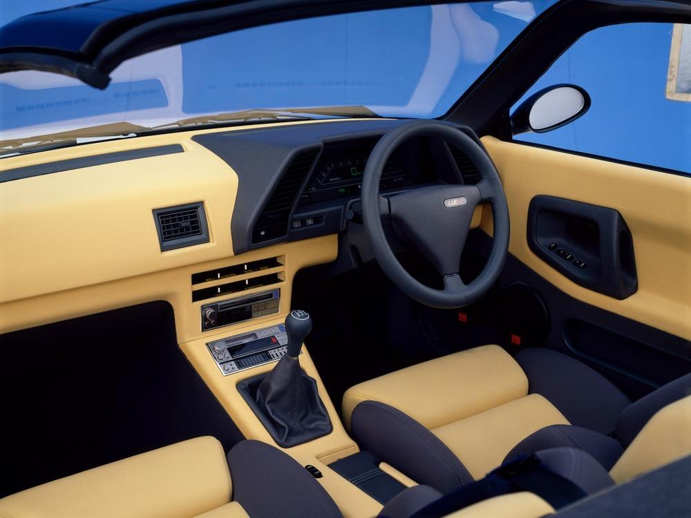 1985 - Nissan LUC-2 concept car