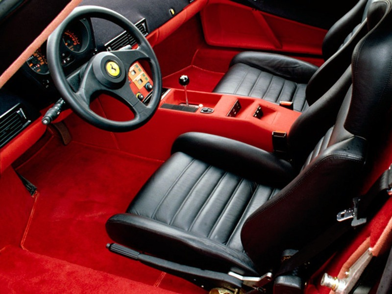 1987 - Ferrari 408 Integrale / Prototype