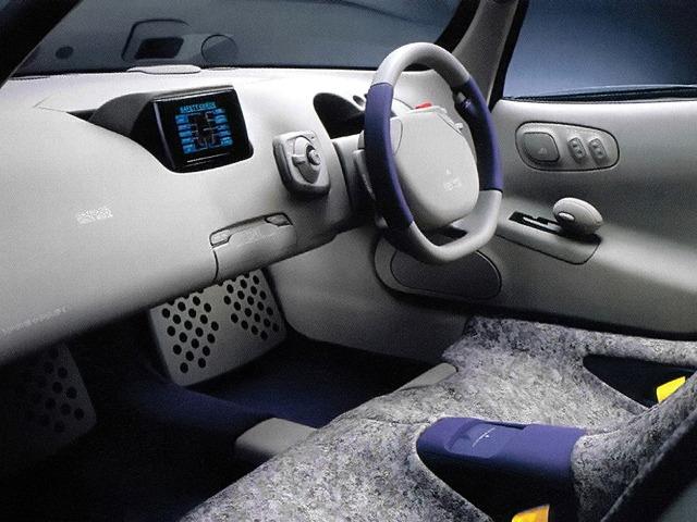 1991 - Mitsubishi HSR-III concept car