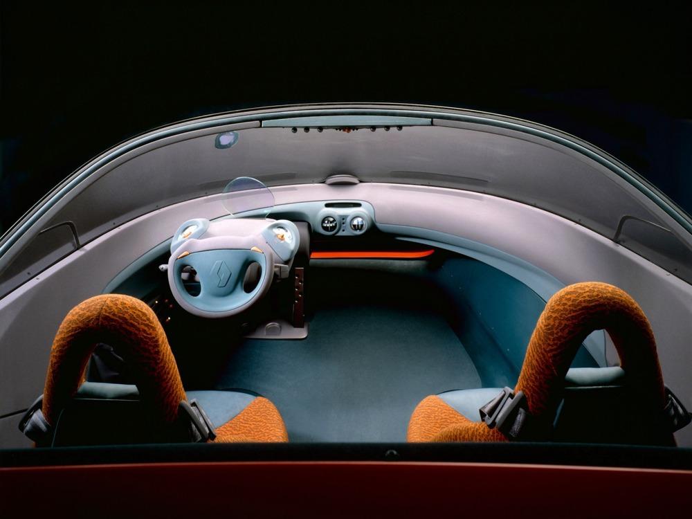 1993 - Renault Racoon concept car