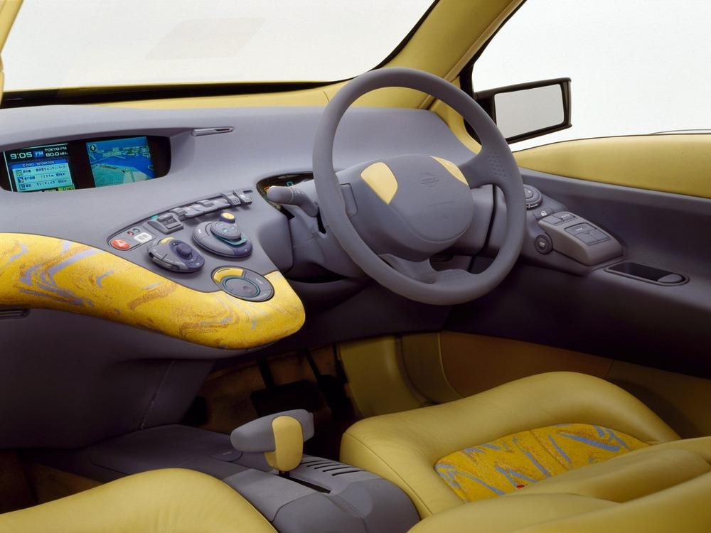 1995 - Nissan CQ-X concept car