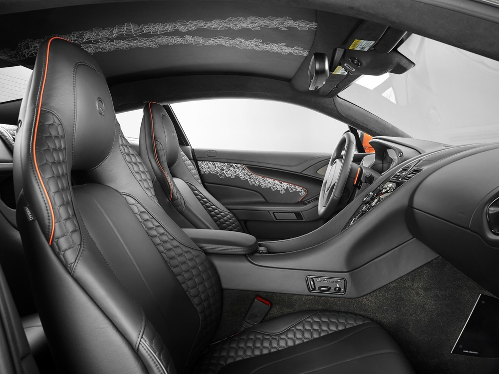 "2014 - Aston Martin ""Q"" Vanquish"