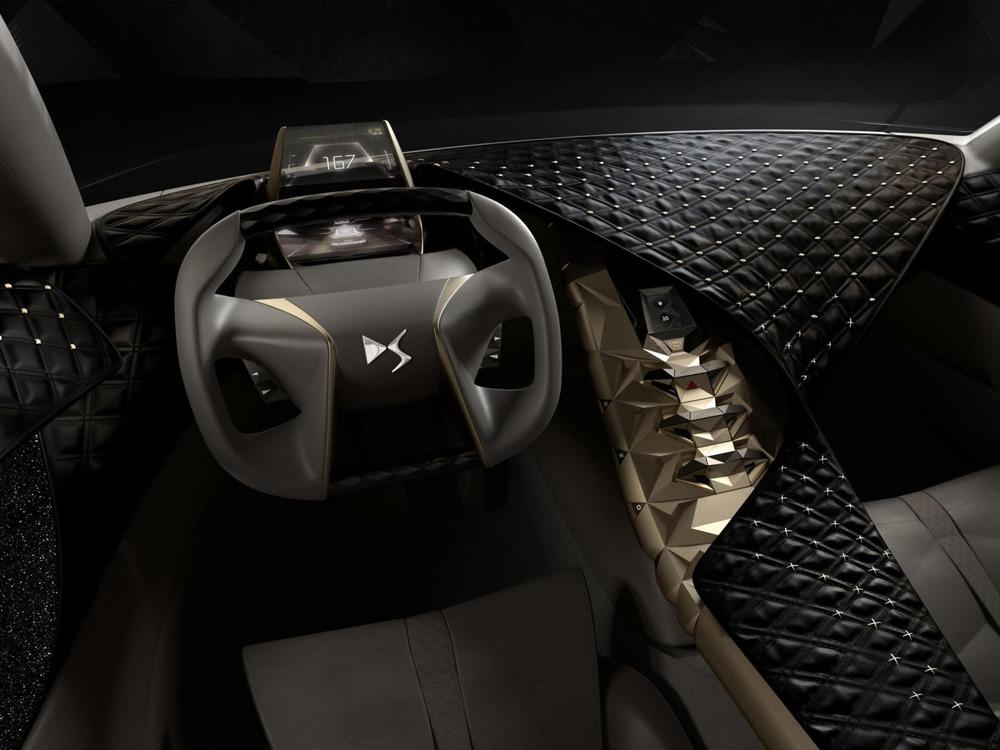 2014 - Citroën Divine DS