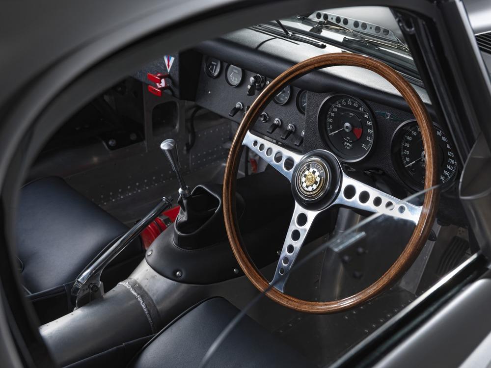 2014 Jaguar Lightweight Type-E /modèle unique re-fabriqué par Jaguar en 2014