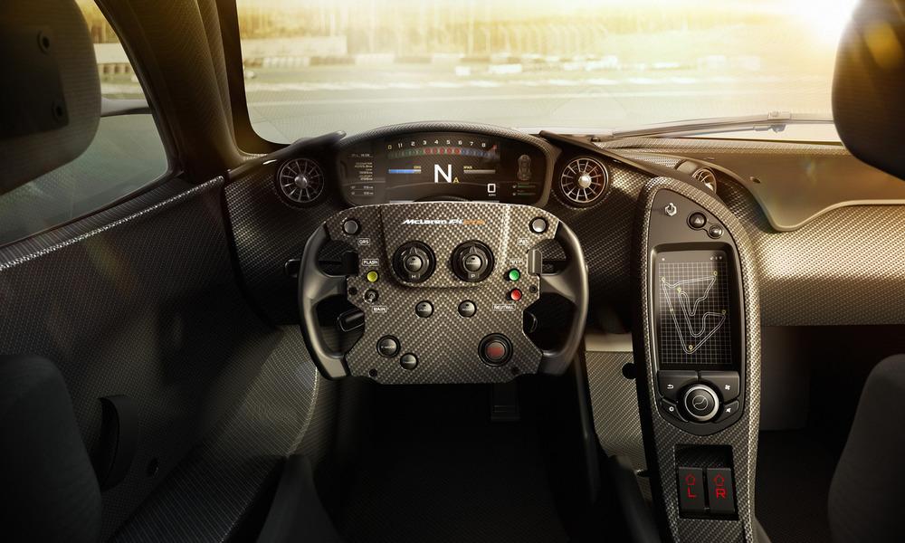 2014 - McLaren P1 GTR concept