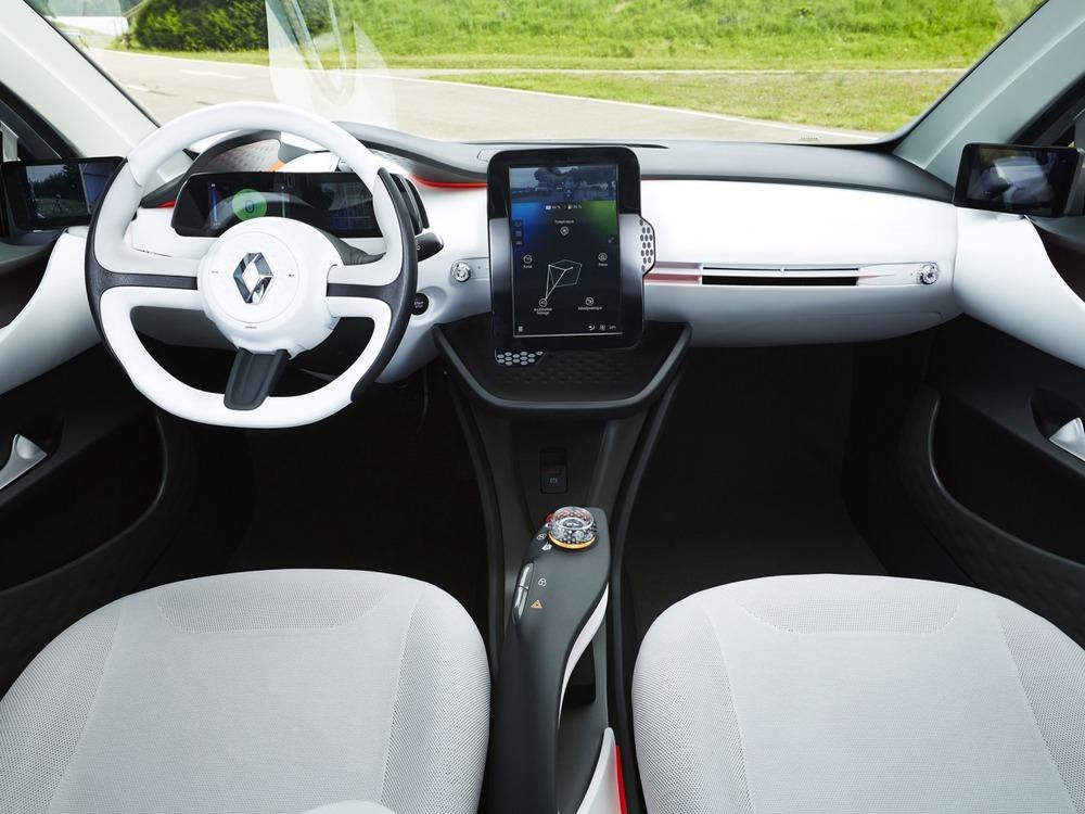 2014 - Renault EOLAB concept car