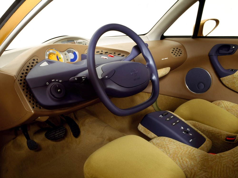 1995 - Nissan FEV-II concept car