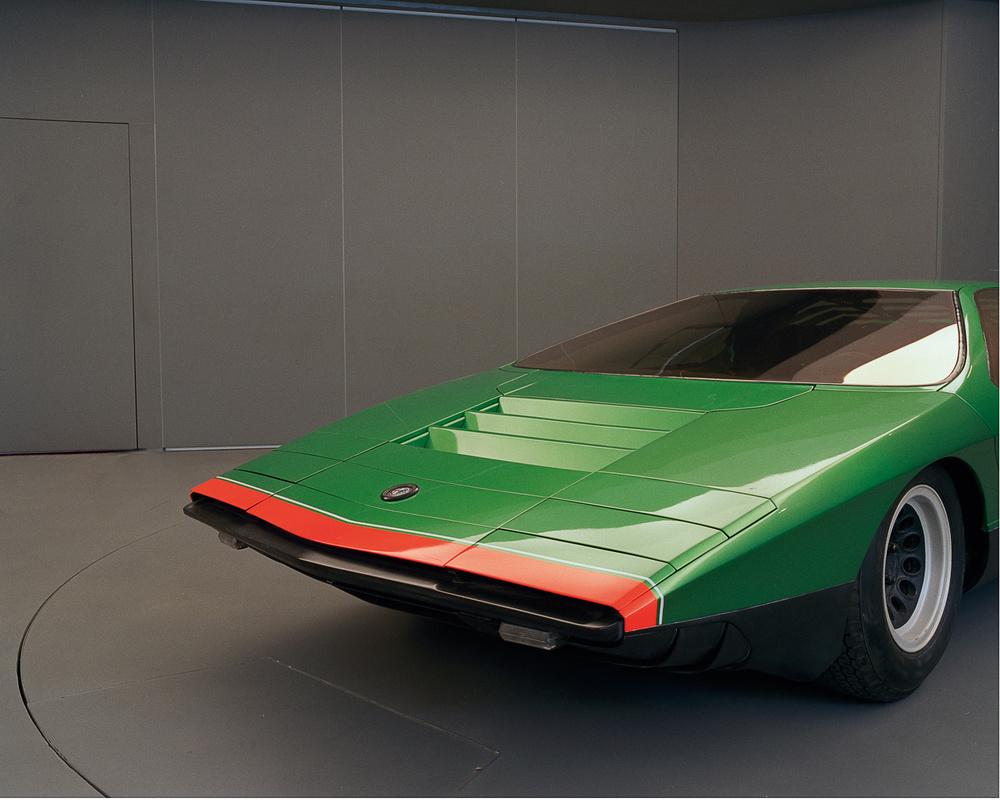 1968 -Alfa Romeo Carabo