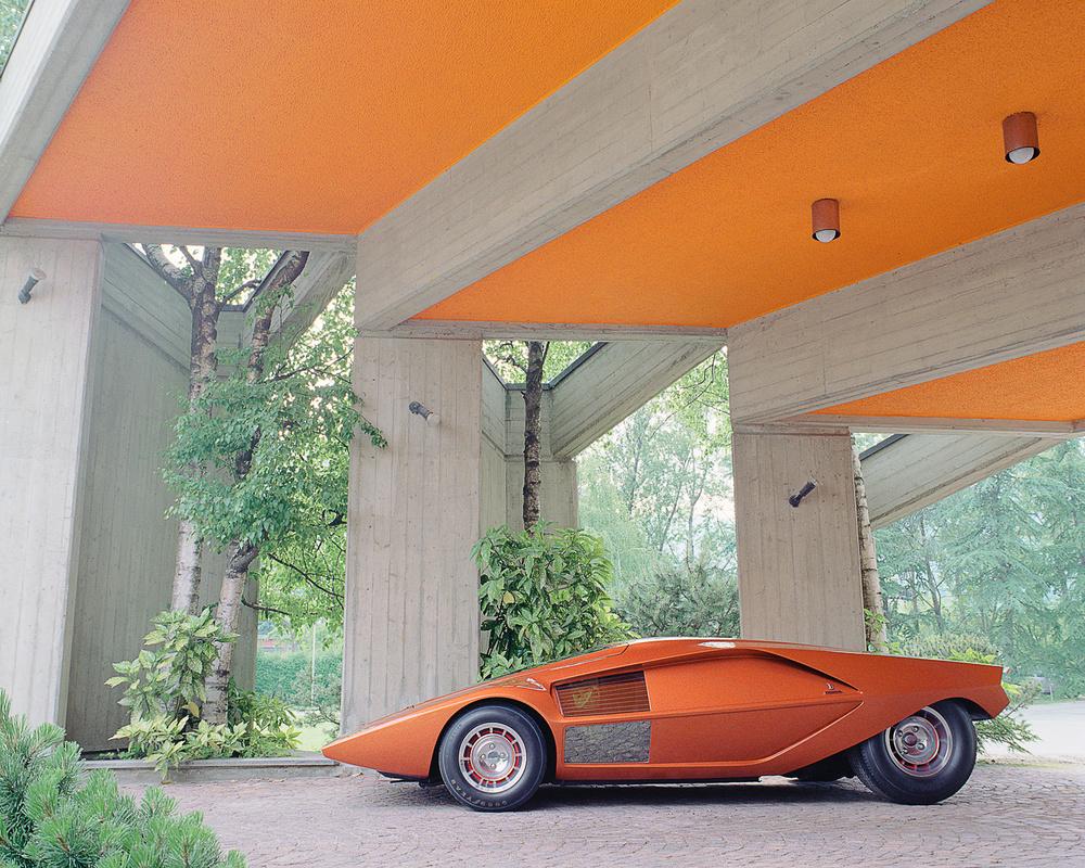 1970 - Lancia Stratos HF Zero