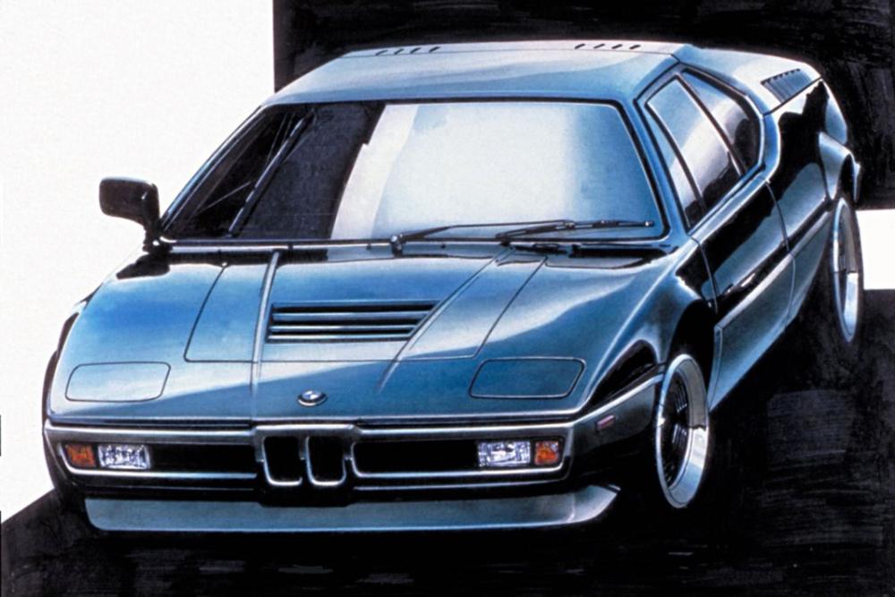 1971 BMW M1