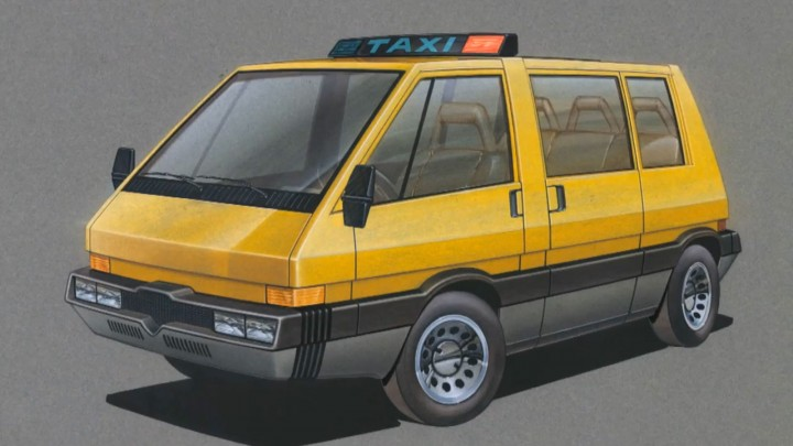 1976 Alfa Romeo New York Taxi