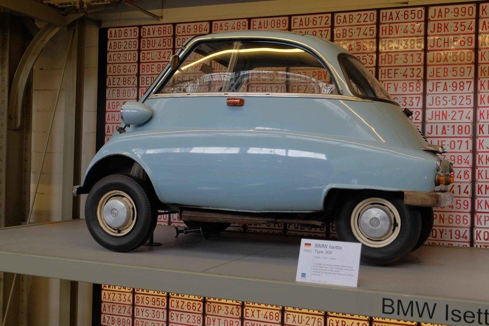 BMW ISETTA type 300 (1965)