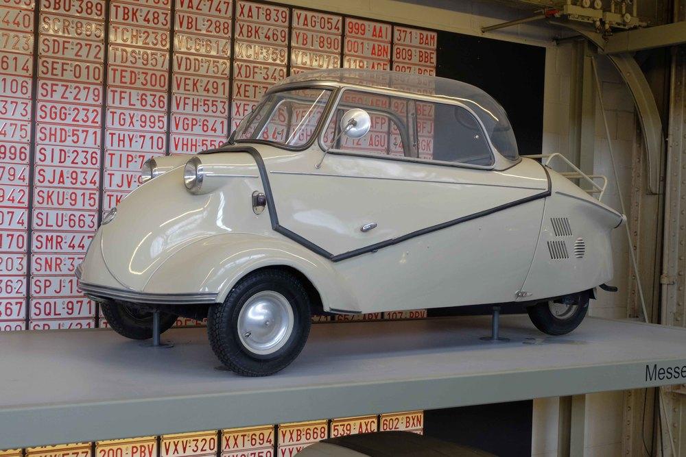 MESSERSCHMITT KR 200 (1955)