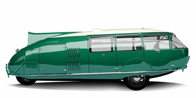 Dymaxion Car (1933)