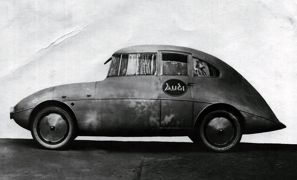 Auto Union Type K Jaray (1922)