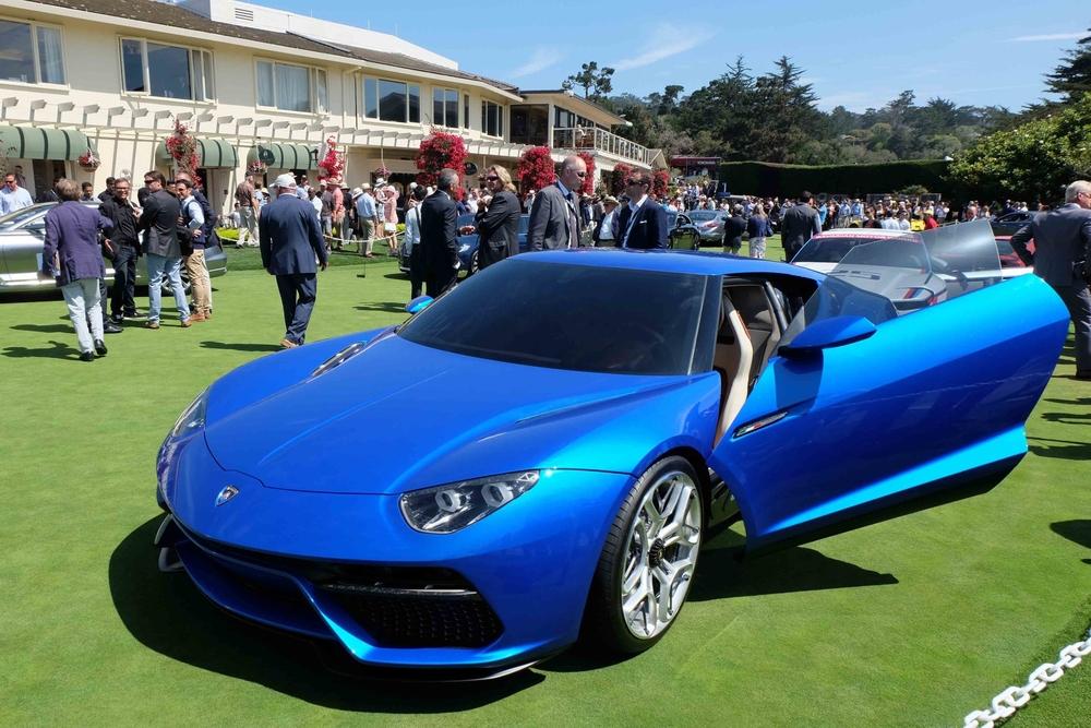 Lamborghini Asterion (2014)