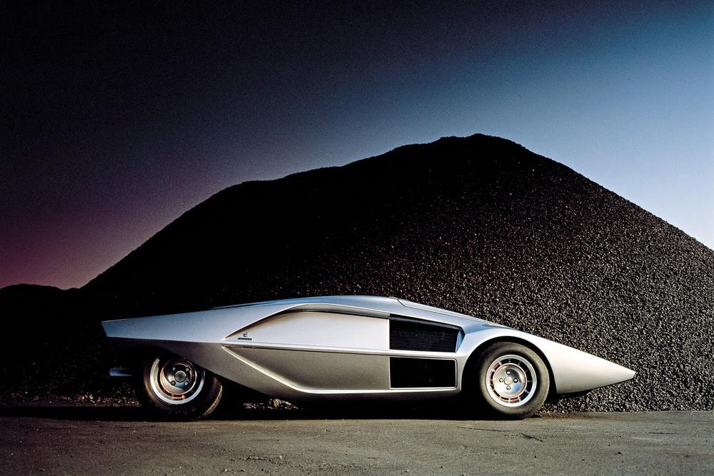 Lancia Stratos HF Zero, la légende.
