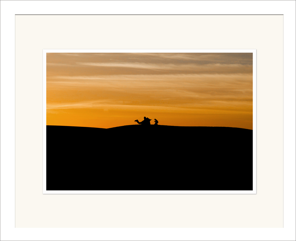 SILHOUETTE CAMEL