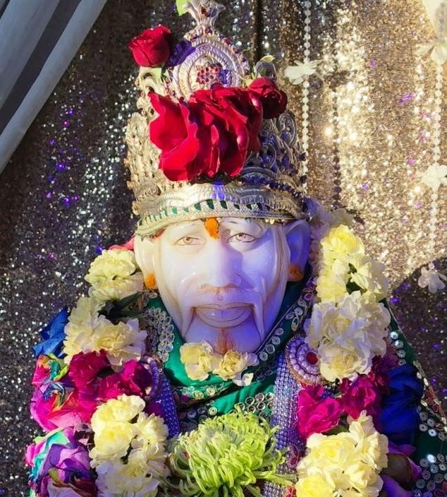 Sai Baba Bhajans 2 Shirdi Sai Baba Mandir Edmonton Alberta Canada