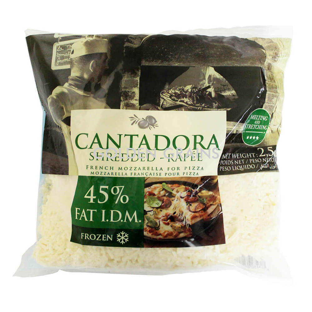 Cantadora French Shredded Mozzarella