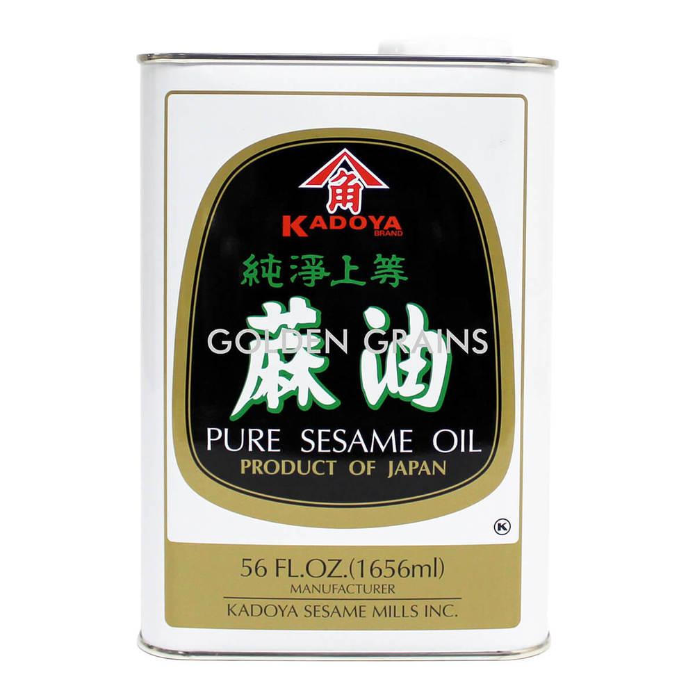 Golden Grains Kadoya - Sesame Oil - 1.65L - Front.jpg