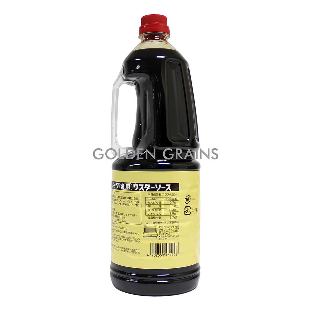 Golden Grains Dubai Export - Bull Dog - Soy Sauce - Back.jpg