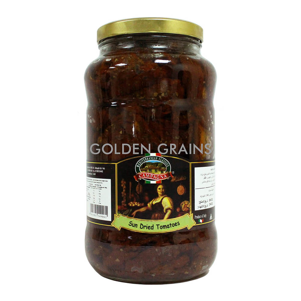 Golden Grains Campagna - Sun Dried Tomatoes - 2550G - Italy - Front.jpg