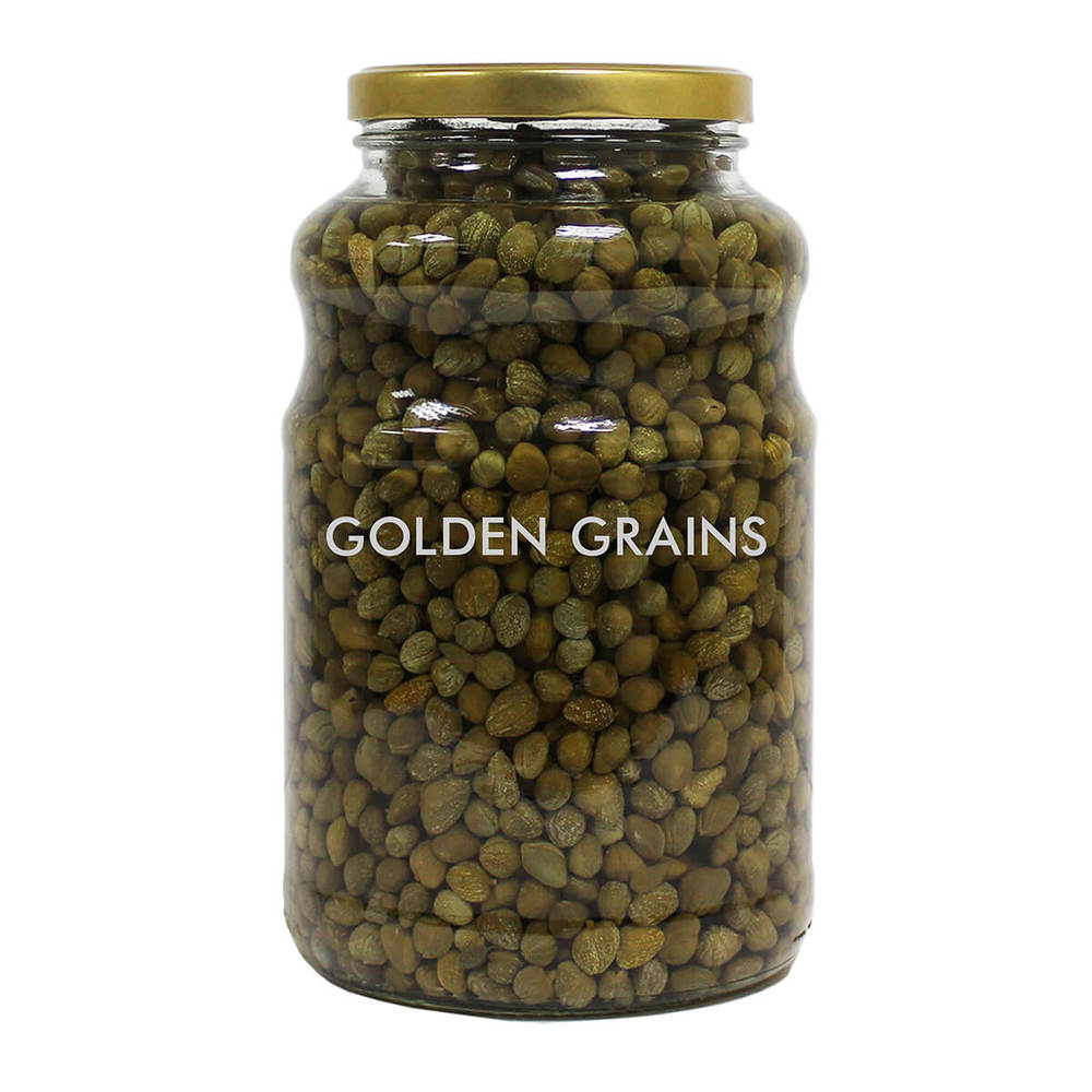 Golden Grains Dubai Export - Mediterranea - Capers - Back.jpg