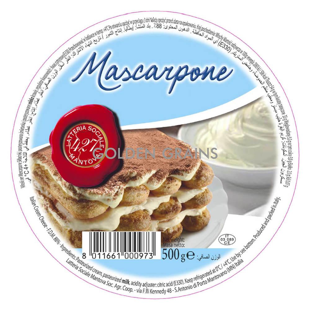 LSM Mascarpone