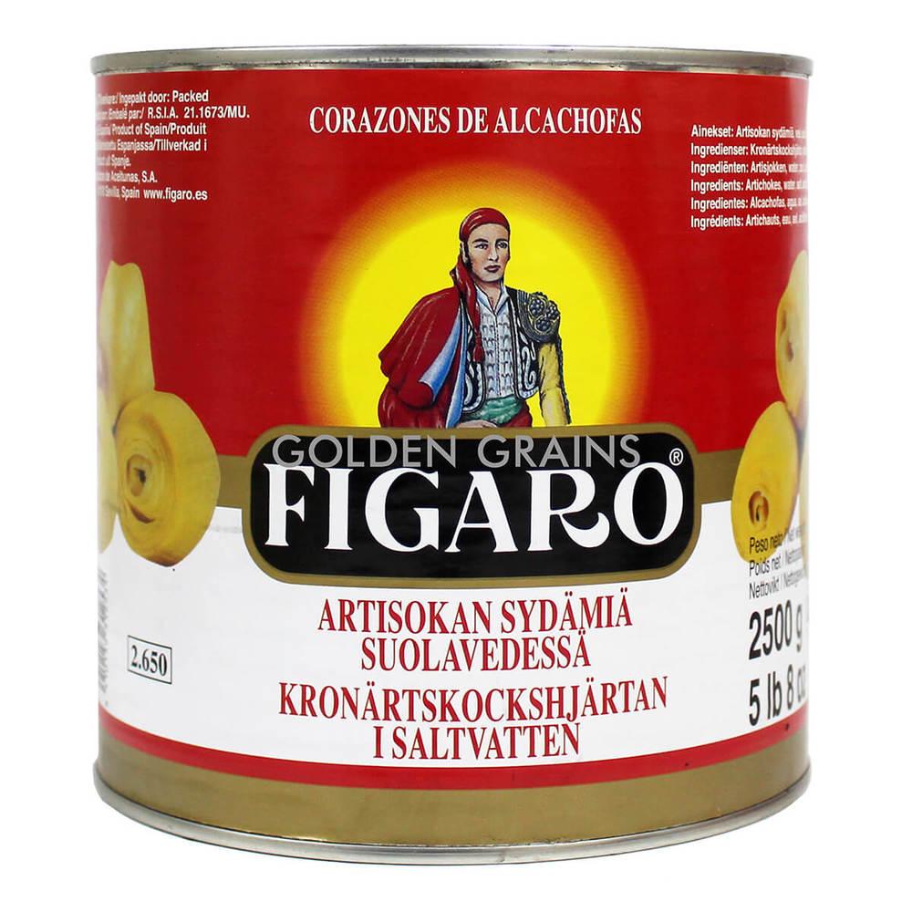 Golden Grains Dubai Export - Figaro - Artichokes - Front.jpg
