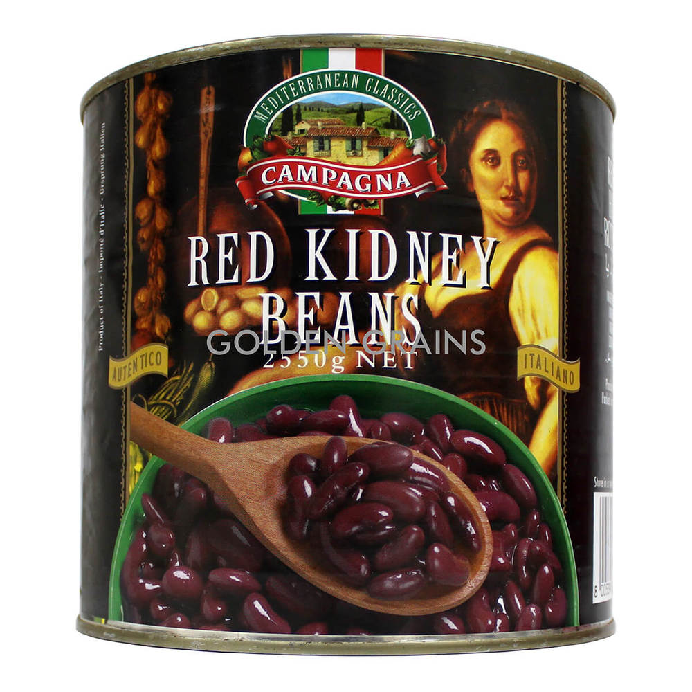 Golden Grains Dubai Export - Campagna - Red Kidney Beans - Front.jpg
