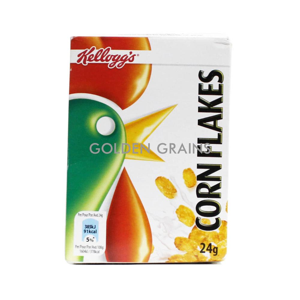Golden Grains Kellogs - Corn Flakes Room Service - Front.jpg