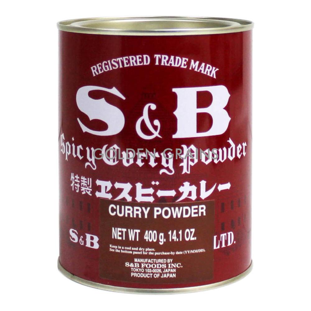 S&B Curry Powder