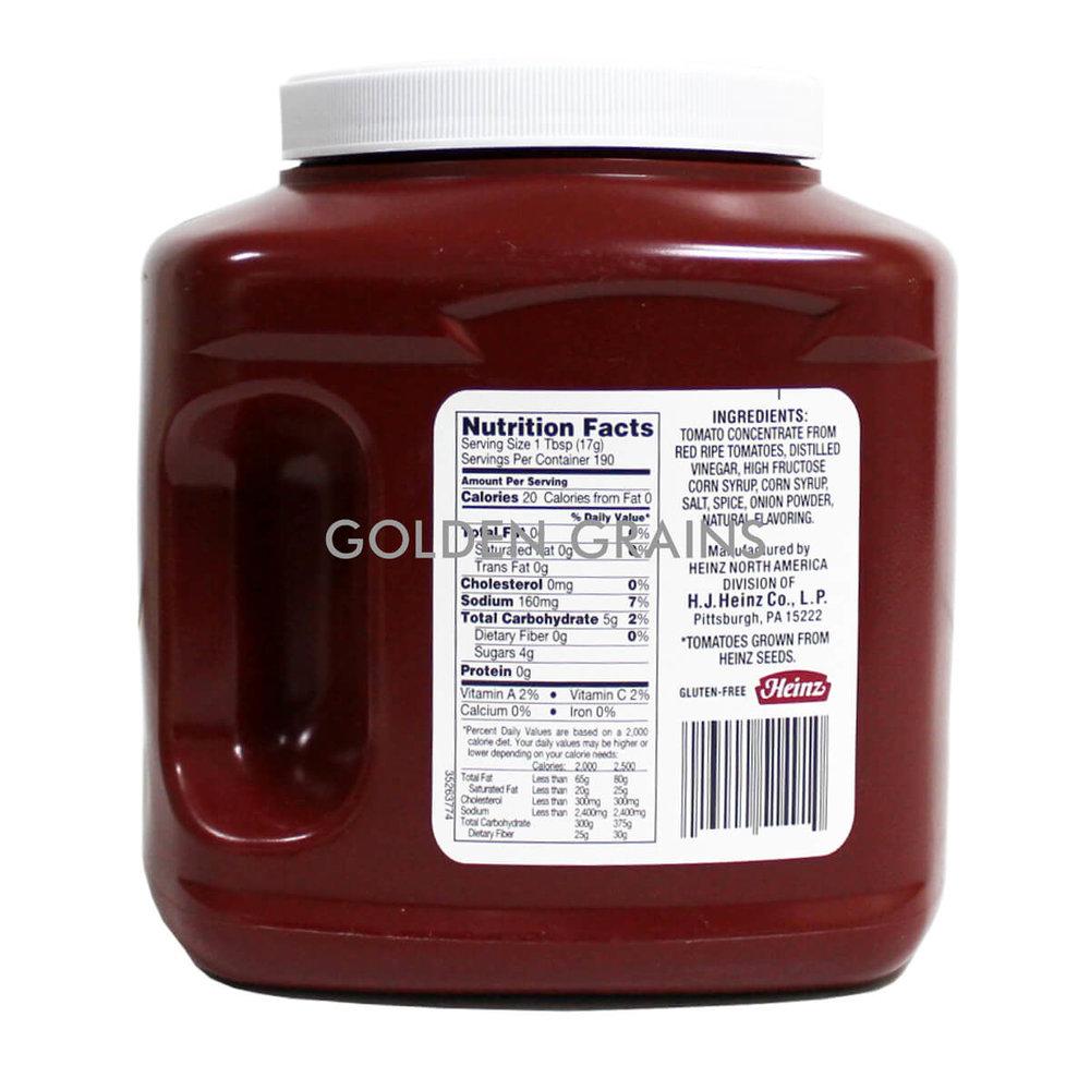 Golden Grains Heinz - Tomato Ketchup Big - Back.jpg