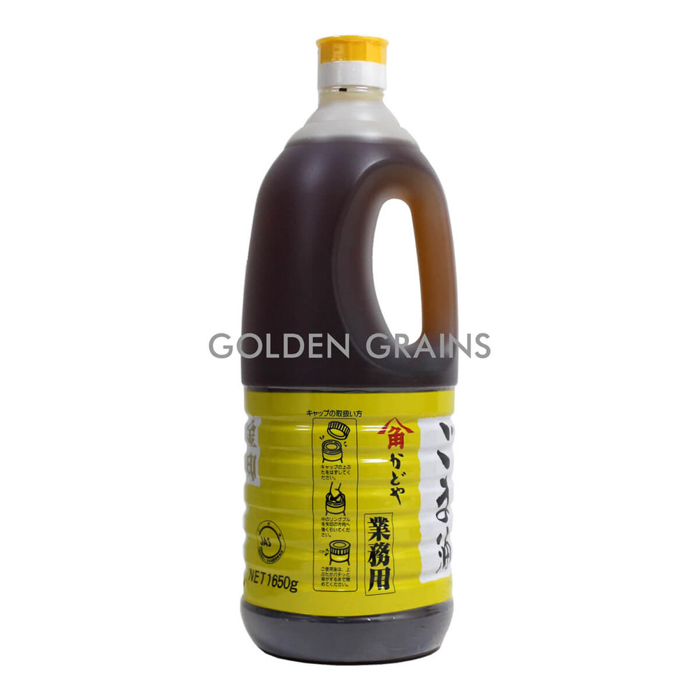 Golden Grains Kadoya - Sesame Oil - Front.jpg